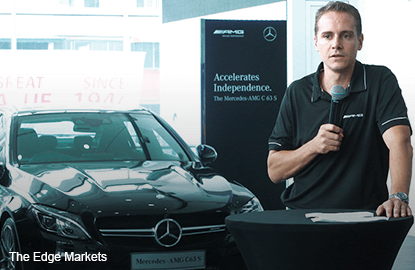 Robust Mercedes sales drive Cycle & Carriage