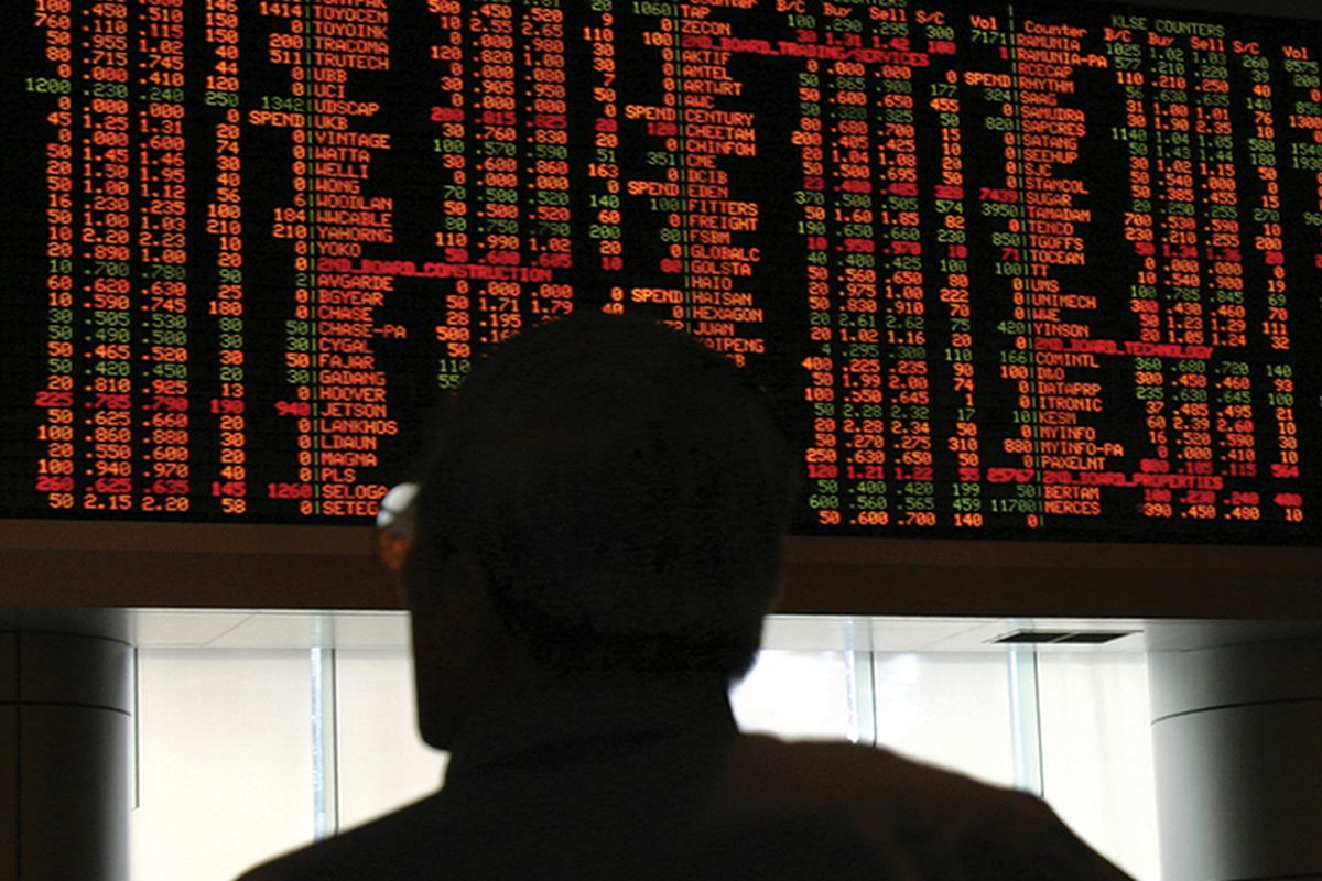 After the blue chip rush, how attractive are the top 100 stocks on Bursa?