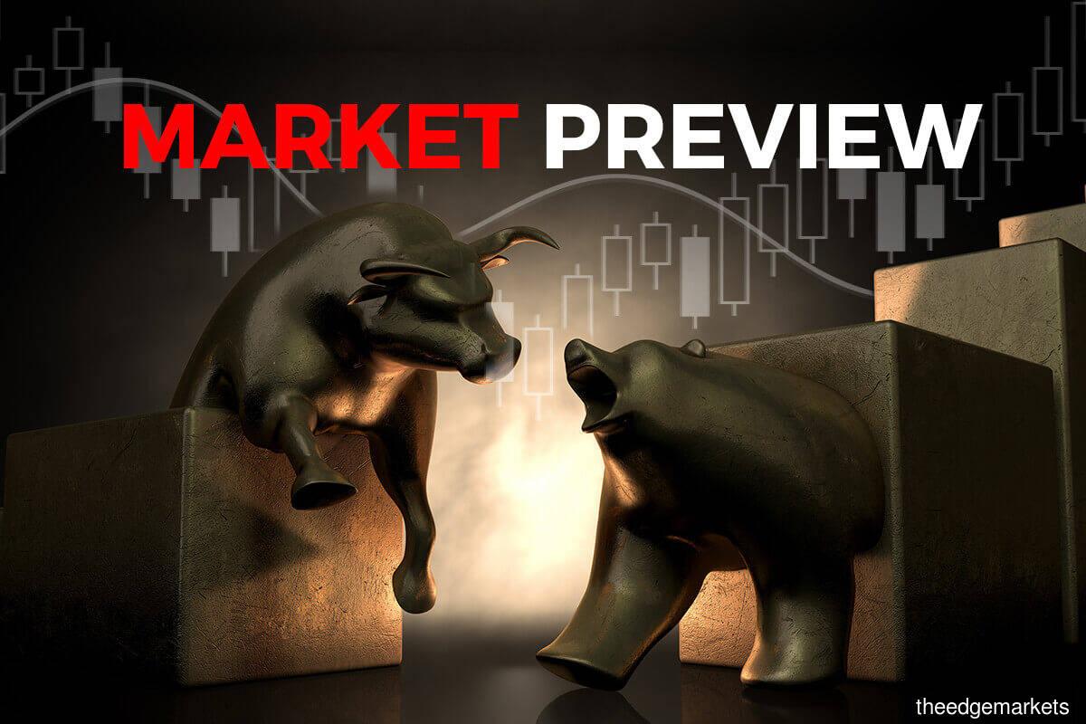 Stocks poised for muted start; pound ticks up