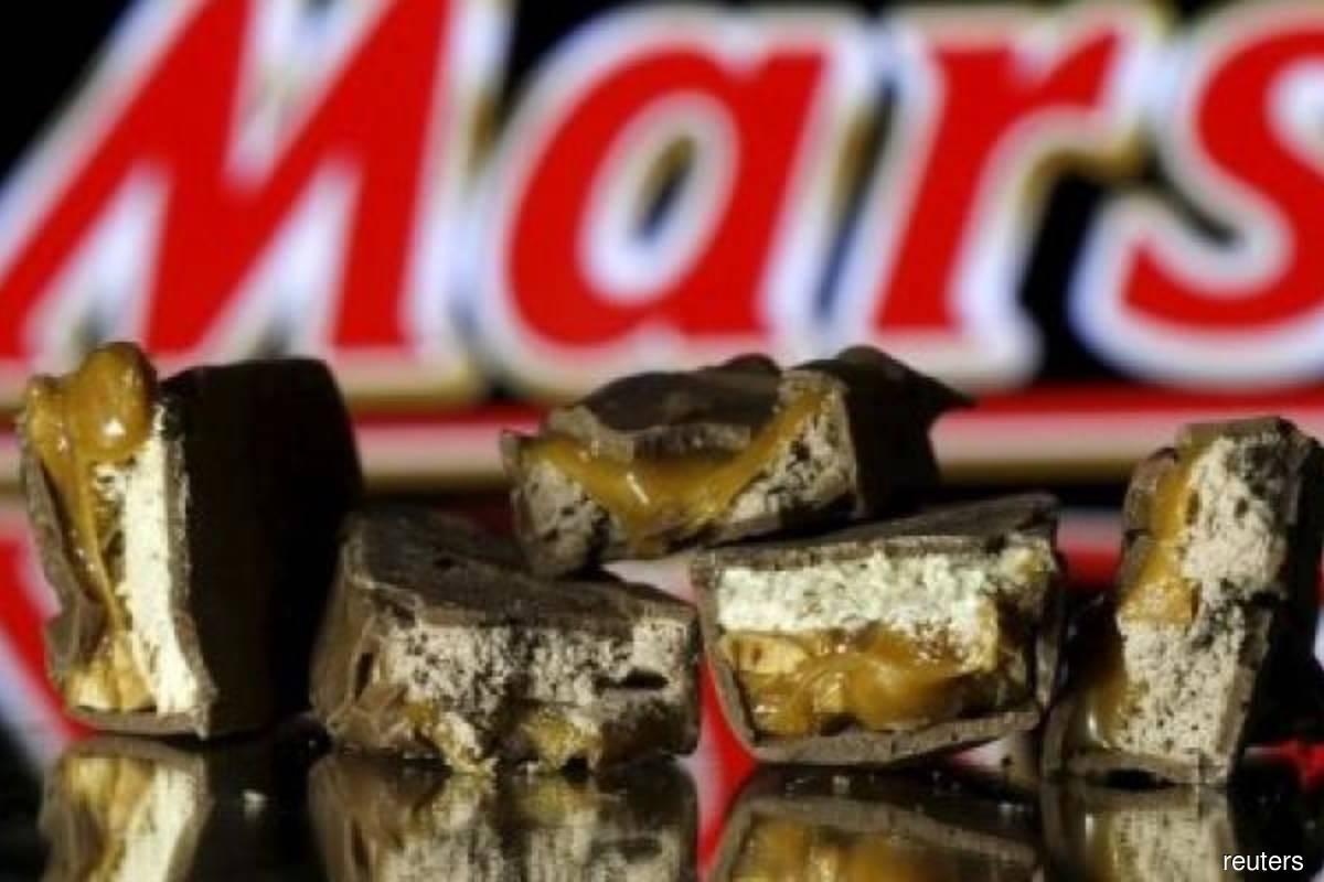 Mars to buy Kind bars maker to push into healthy snacks market