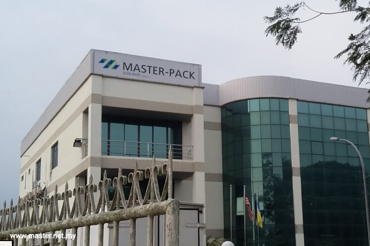 Master-Pack up 2.91% on positive technical outlook