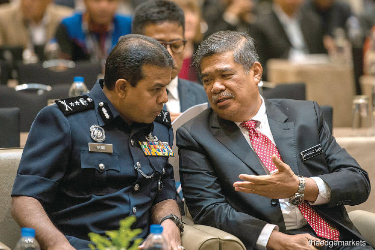 Mat Sabu: Rohingya refugees may fall for terrorists' lure
