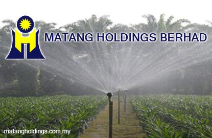 MCA-linked Matang makes positive start on Bursa Malaysia