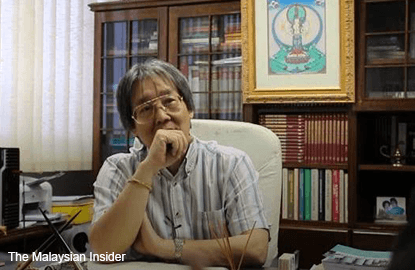 Cops record Matthias Chang's statement over former Umno leader and 1MDB critic