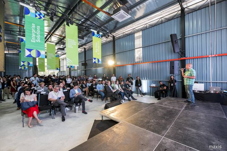 100 startups participate in Maxis' Market Access Day