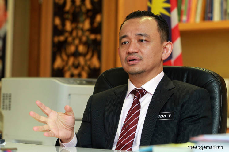 Politics and Policy: Exit Maszlee Malek