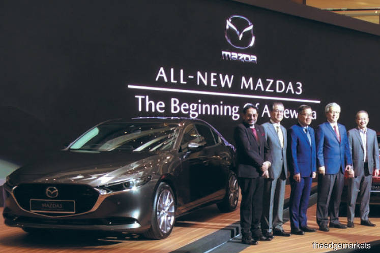 All-new Mazda3 unveiled in Malaysia