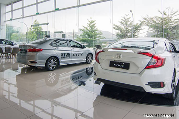 MeGroup ups stake in subsidiary operating Honda dealership in Malaysia