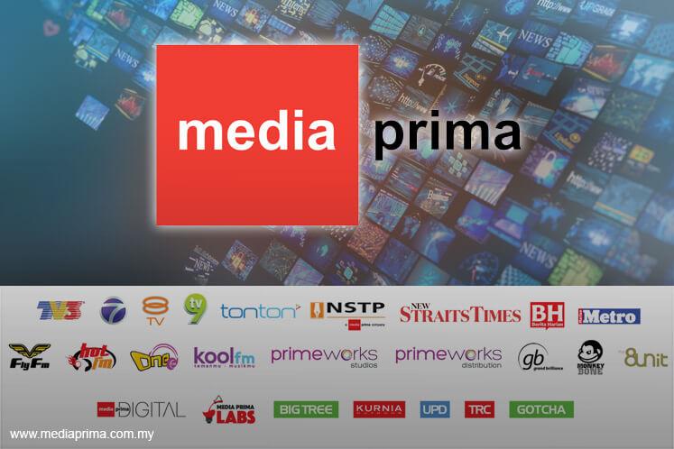 Media Prima reports RM132.91m 2Q loss on MNI impairment