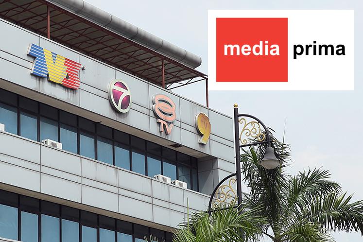 Media Prima narrows 3Q losses despite lower revenue as operating expenses decline