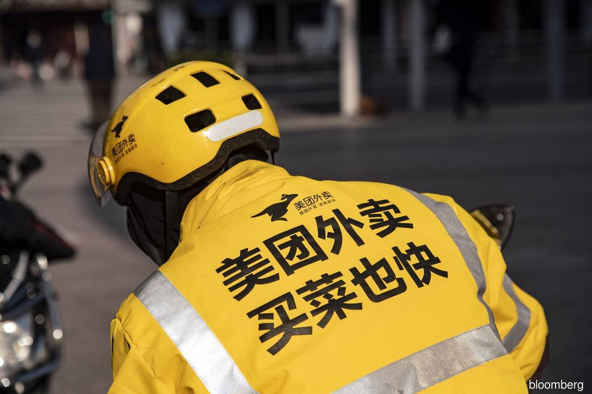 Meituan to change delivery algorithm rules as China urges labour protection