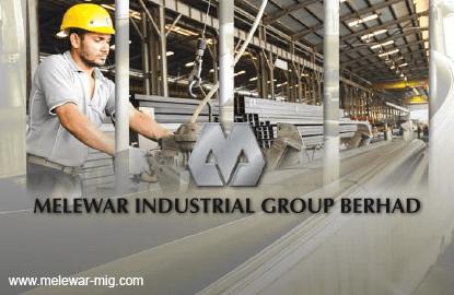 钢铁领域强劲势头提振 美丽华工业跳涨9.33%