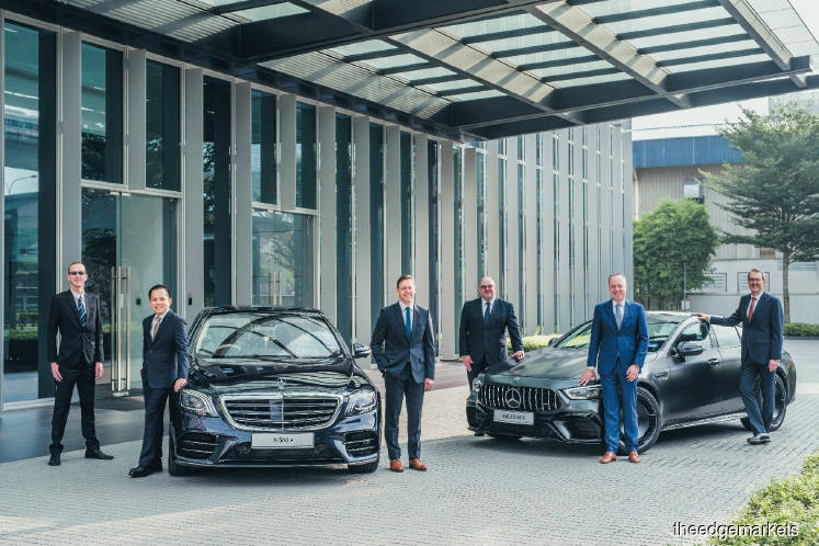 Mercedes-Benz remains top luxury car brand in Malaysia