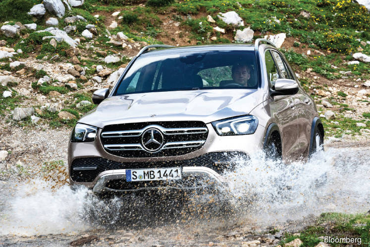 Secret key to Mercedes' bottom line is the non-flashy GLE