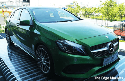 Mercedes-Benz Malaysia unveils new generation A-Class models
