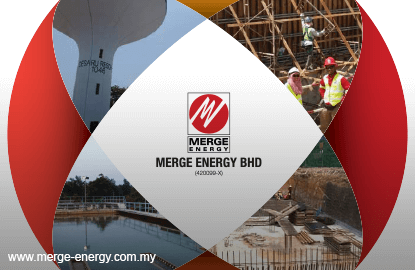 Merge Energy bags RM32.9m job from ECER