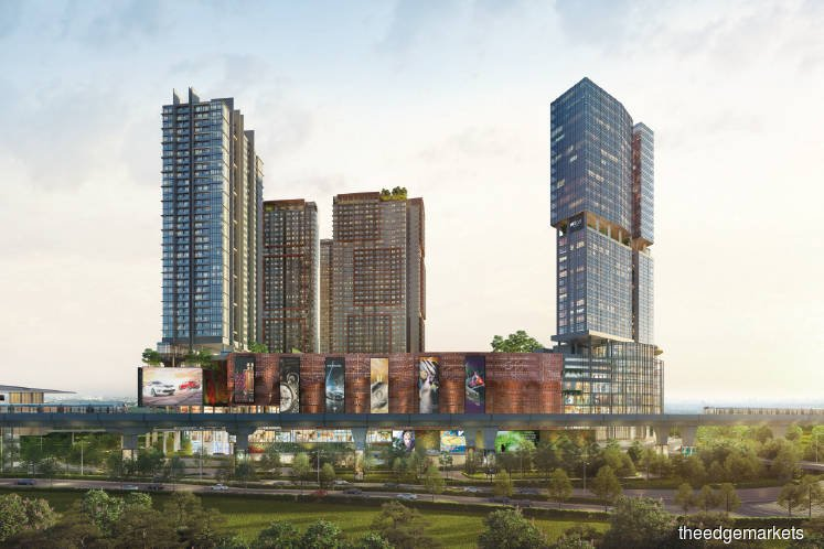 Villamas to launch second residential tower in meta_city