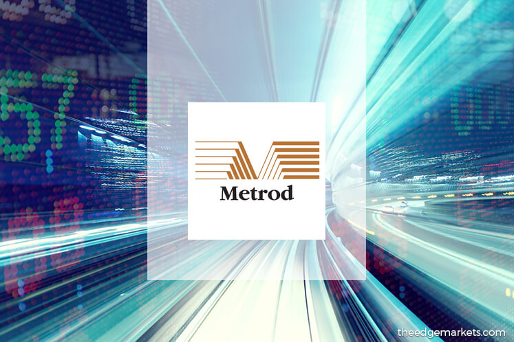 Stock With Momentum: Metrod Holdings