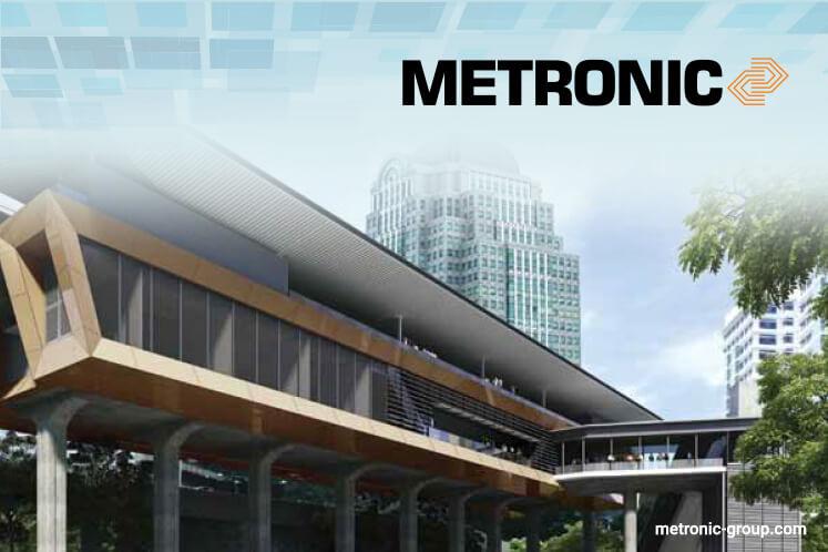Metronic active, up 7.14% on winning RM19m job in Warisan Merdeka project