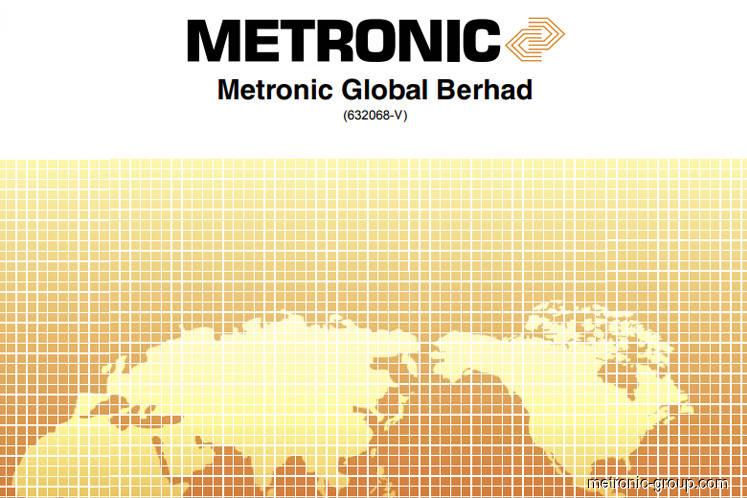 Metronic bags RM19m job in Warisan Merdeka project