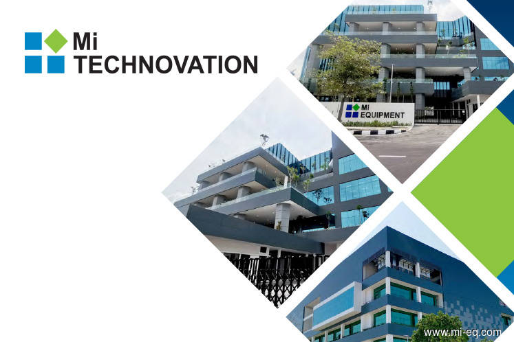 Mi Technovation rises 1.56% on positive technical outlook