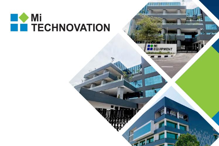 Mi Technovation 1Q net profit up 50% on higher sales