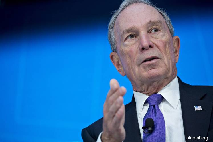 Michael Bloomberg Joins Crowded 2020 Democratic Field