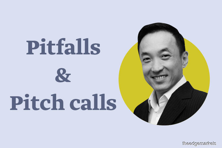 Pitfalls & Pitch calls: Time to bond?