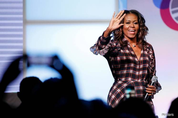Michelle Obama to share life experiences in Singapore this December