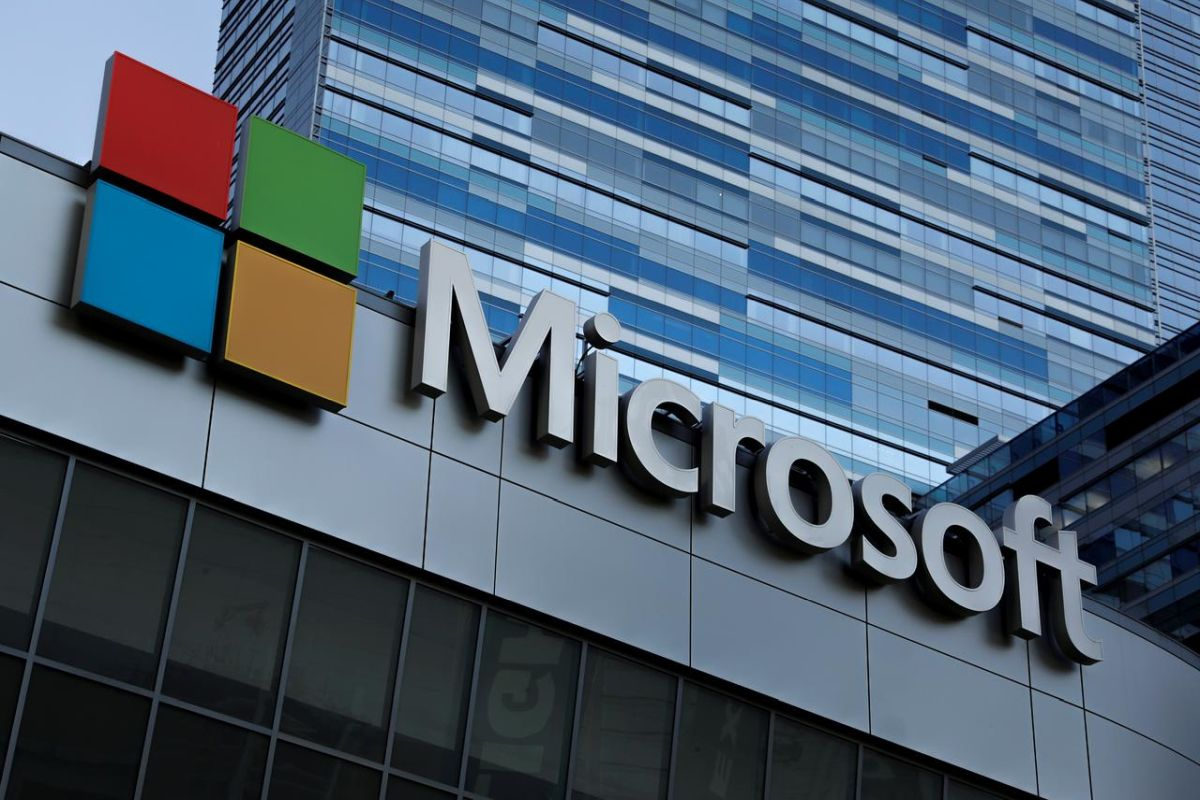 Microsoft plans to buy back up to US$60 billion in stock