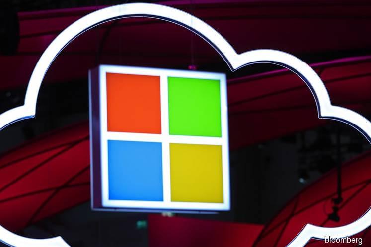 Microsoft Profit, Sales Beat as Cloud Demand Persists