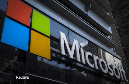 Microsoft beats Wall Street view on high demand for cloud products