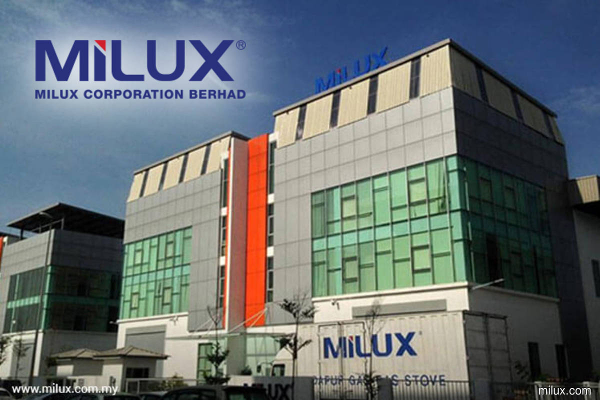 Milux jumps 29.63% to all-time high after announcing three-for-one bonus issue