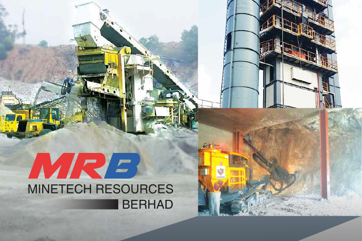Minetech climbs 5.88% to reach five-year high