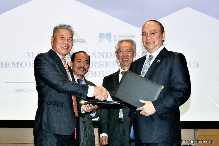 LPPSA, MBSB Bank team up to offer housing loans to civil servants
