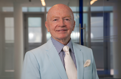 Mark Mobius, emerging markets fund manager at Franklin Templeton Investments