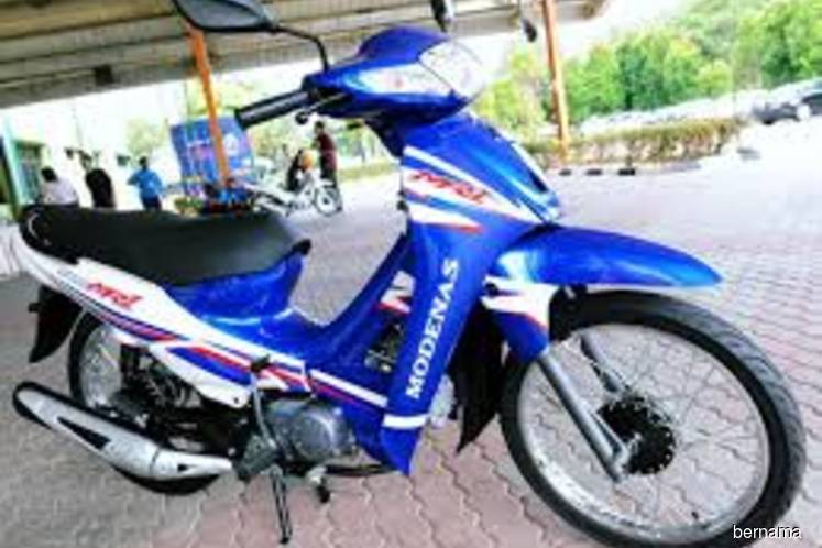 Japan's Kawasaki ups stake in Modenas to 30%