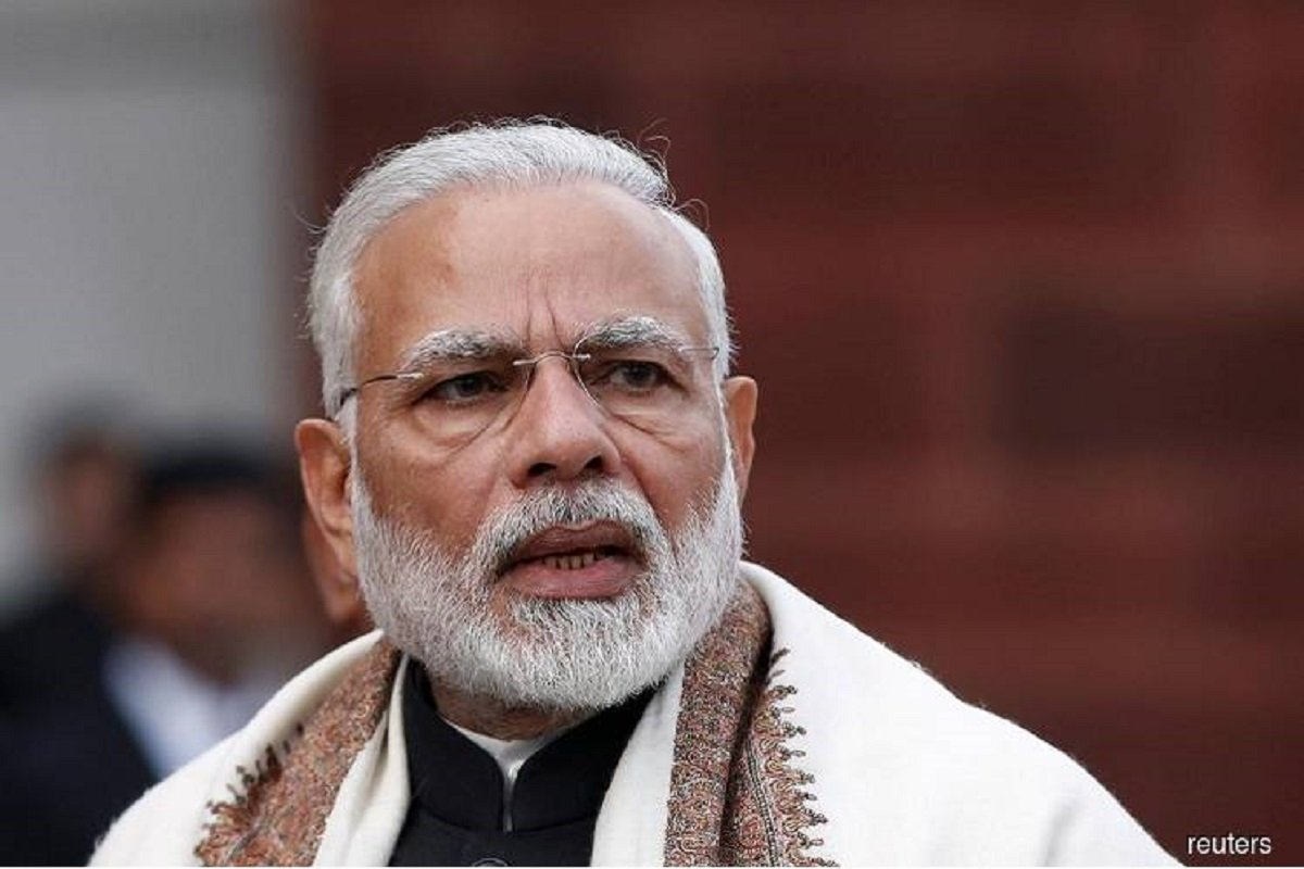 Twitter confirms account of India PM Modi's personal website hacked
