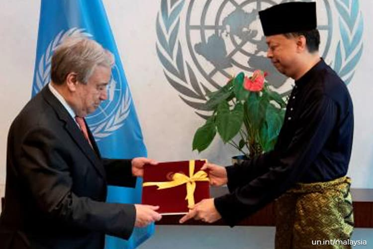 New Malaysian UN ambassador underscores importance of multilateralism