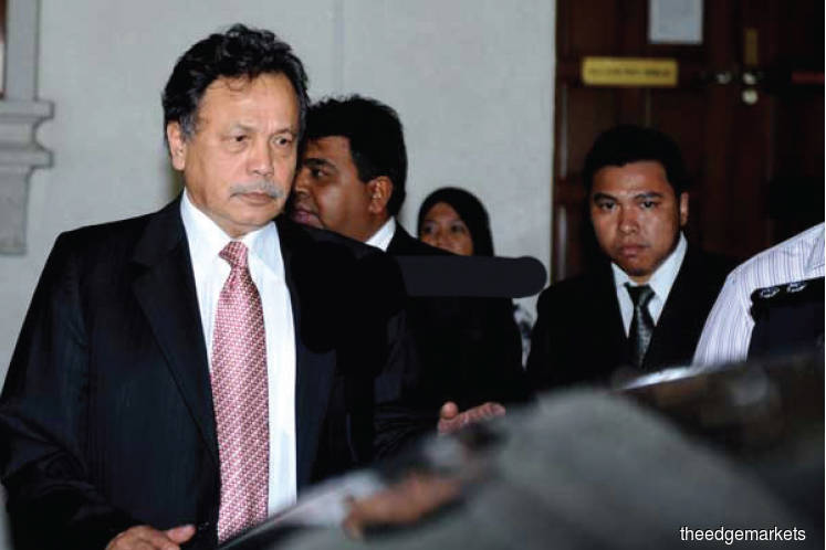 Newsbreak: Putrajaya sues NFC, Shahrizat's husband, children over RM253 mil loan