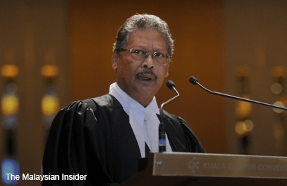 I never asked Swiss A-G to stop 1MDB probe, says Apandi