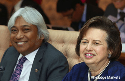 Zeti: Muhammad's appointment as new governor 'definitely positive' for Malaysia