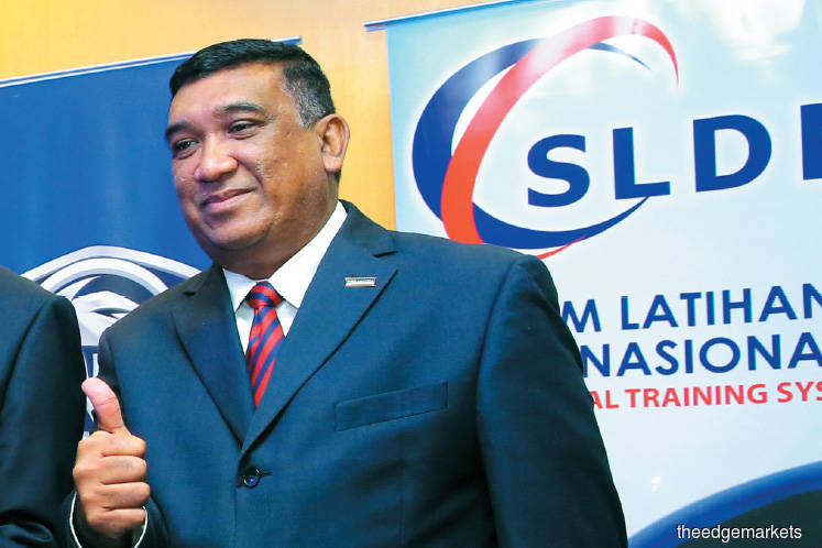 Mohamed Hazlan's hands likely to be full at Prasarana