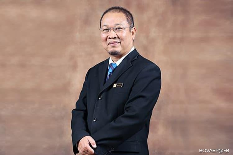 Mohd Khairudin Abdul Halim leads JPPH, BOVEAP