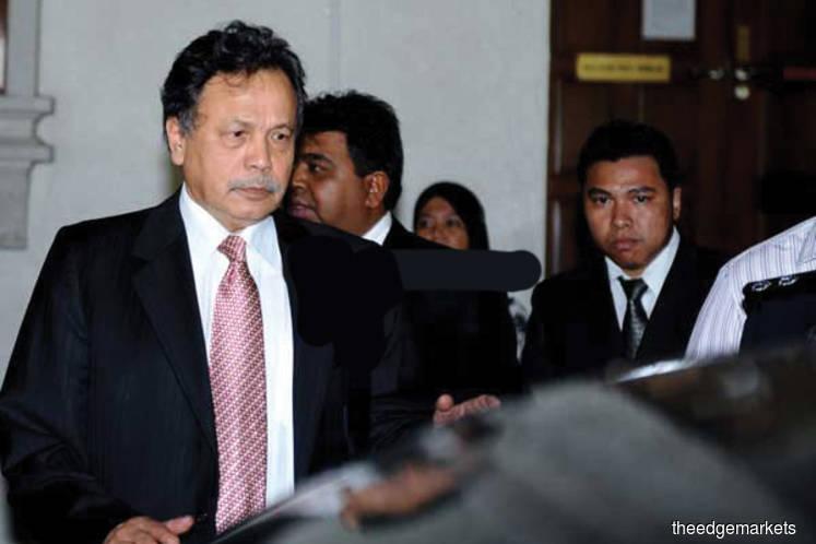 Putrajaya sues NFC, Shahrizat's husband, children over RM253 mil loan