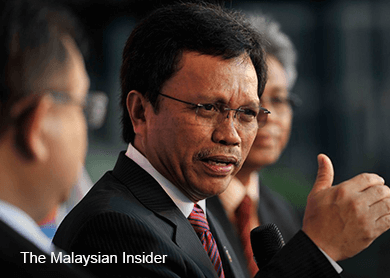 Muhyiddin and I asked about 1MDB in Cabinet, no one answered, says Shafie