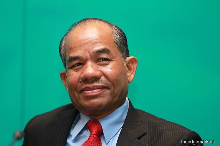西迪哈山辞任KLCC Stapled Group主席