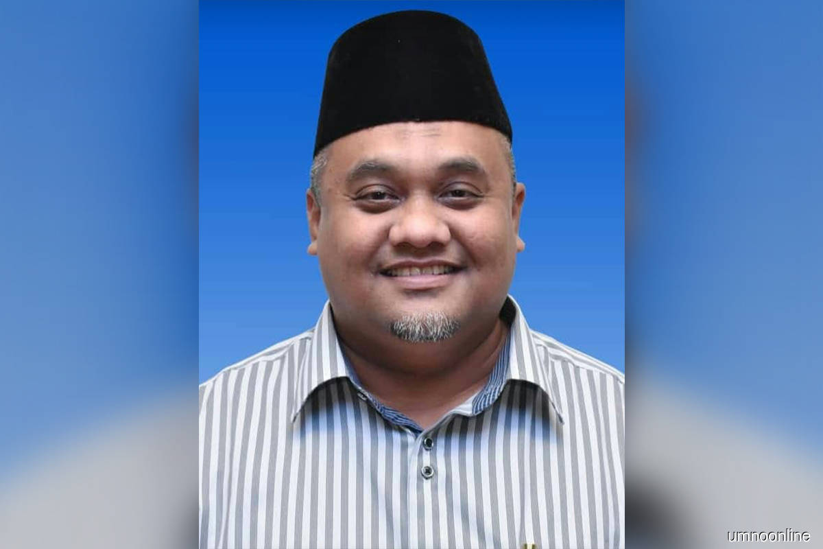 BN names Mohd Zaidi Aziz as candidate for Slim by-election