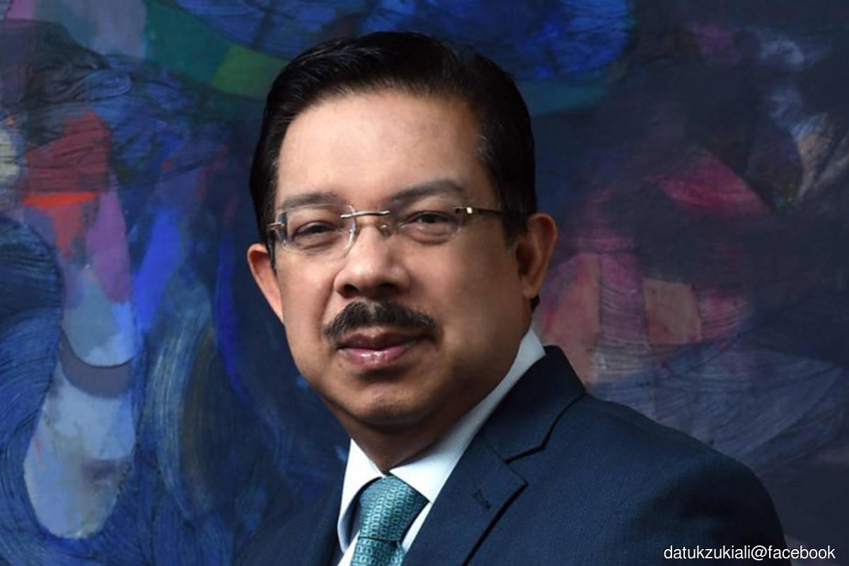 Chief Secretary to the Government Tan Sri Mohd Zuki Ali