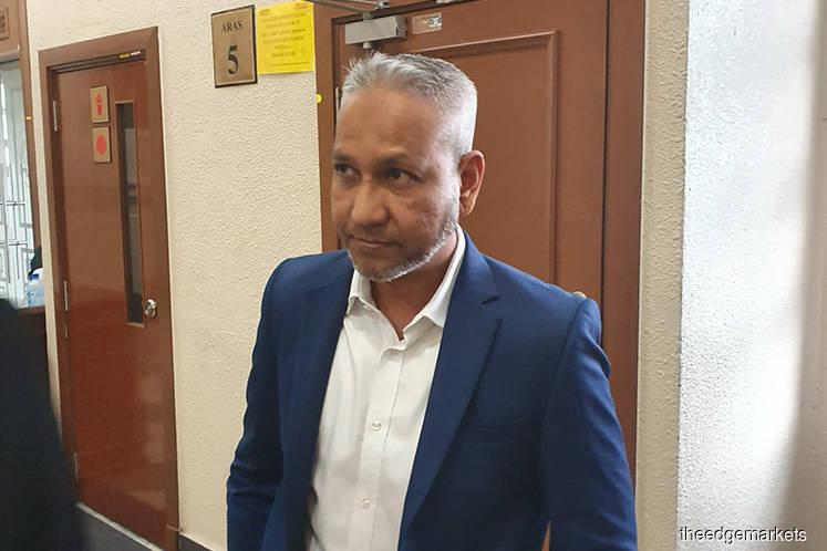 Former FIC CEO denies implicating Isa Samad